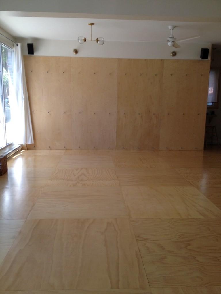 Solution Plancher Pas Cher Le Plancher En Contreplaqu Plywood Dconome