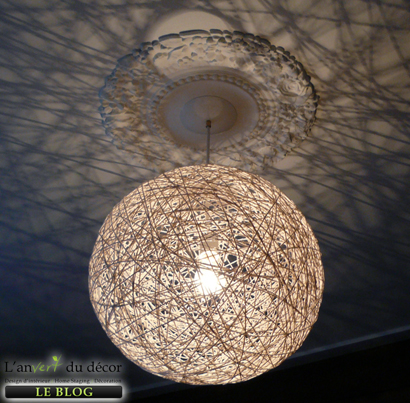 10 Beaux Luminaires Suspendus Faire Soi Mme Dconome