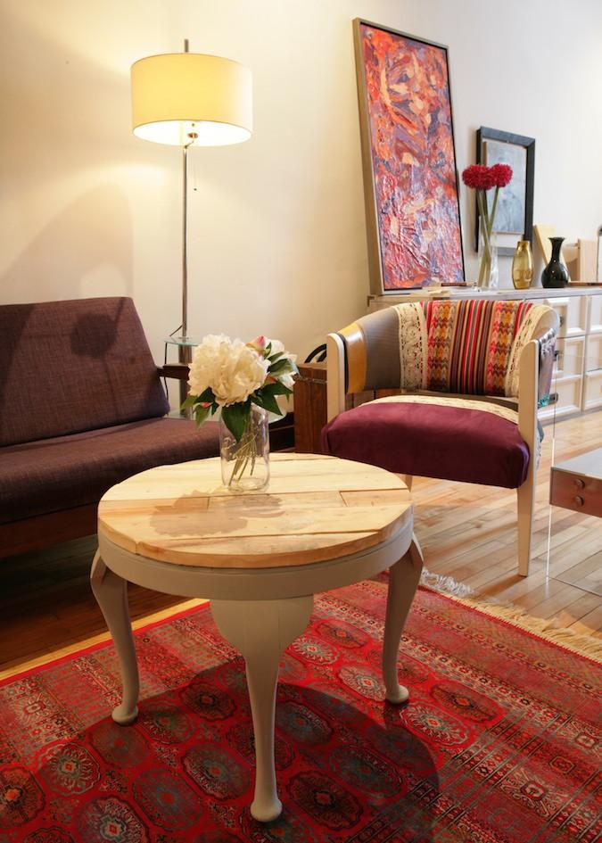 table basse bobine bois touret table basse et table duappoint en ides diy touret table basse. Black Bedroom Furniture Sets. Home Design Ideas