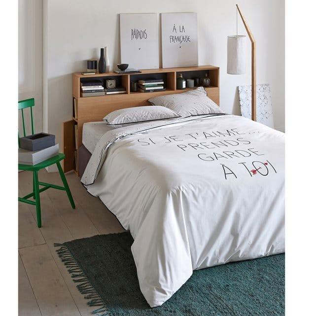 rangement autour du lit les meilleures