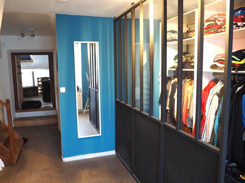 fabriquer une cloison amovible fabulous fabriquer une verriere en bois cloison amovible brise. Black Bedroom Furniture Sets. Home Design Ideas
