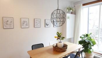 Luminaire Avec Plafonnier Decentre 4 Solutions Deconome
