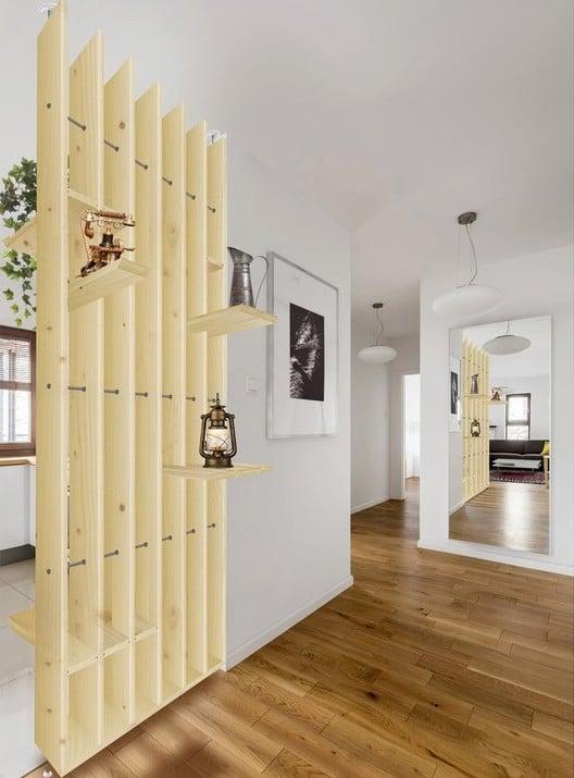 Delimiter Un Espace Interieur Avec Un Claustra De Bois Deconome