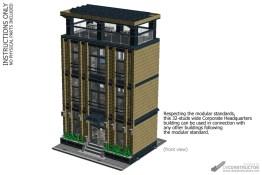 Corporate Headquarters (modular office building)