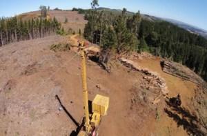 Los drones, nuevos aliados en la prevención de accidentes en faenas forestales