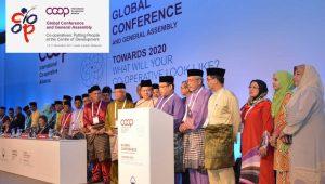 Conferencia mundial y Asamblea general de la Alianza Cooperativa Internacional en Malasia