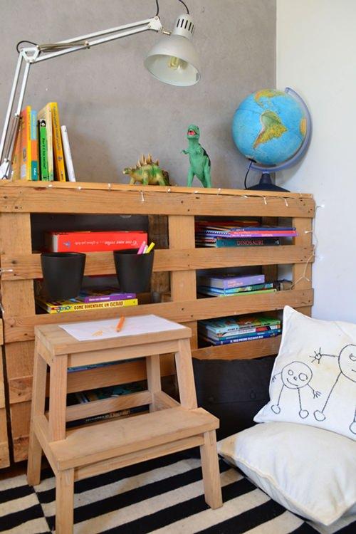 8 Ideas Con Pallets Para Cuartos Infantiles DecoPeques