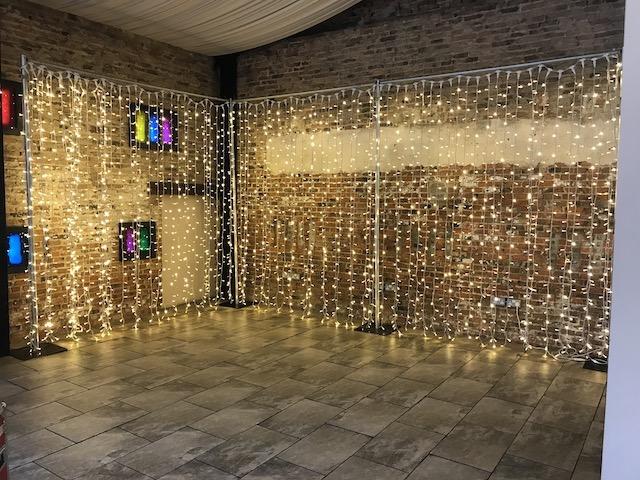 Fairy Lights Curtains Hire