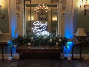 Neon Signs Hire