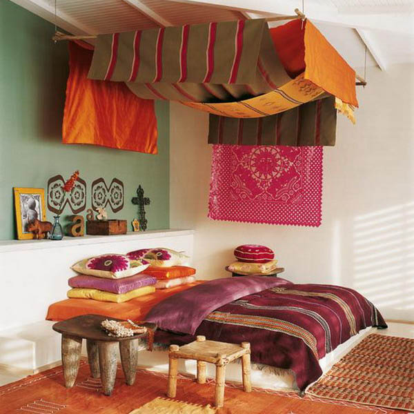 Colorful Home Decorating Fabrics And Decorative Cushions For African Style