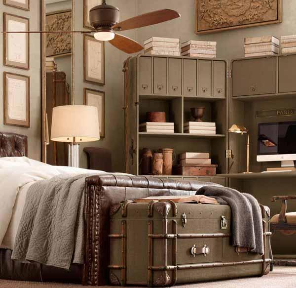 Decorating Vintage Furniture