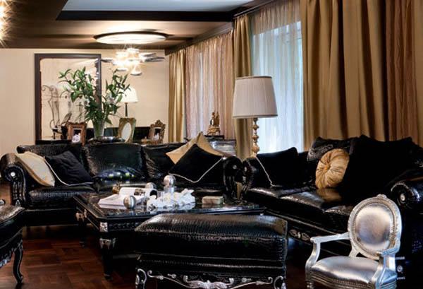 title | Silver Andark Living Room Decor
