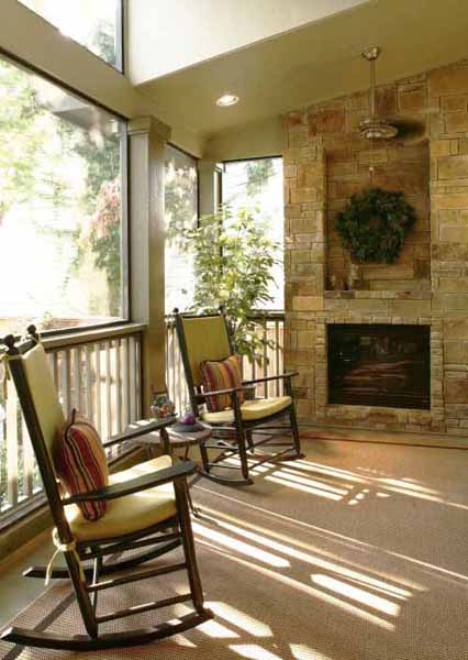 22 Ideas For Home Decorating With Rocking Chairs