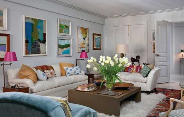 Urban Apartment Decorating In Eclectic Style Highlighting Vintage Part 58