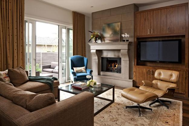 Modern Interior Decorating With Eames Chairs Creating Timeless Room Decor
