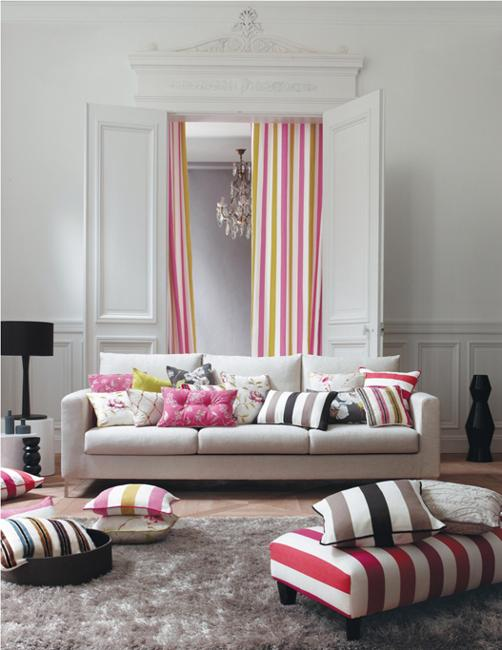 Latest Trends in Home Decorating Fabrics for Comfortable ...