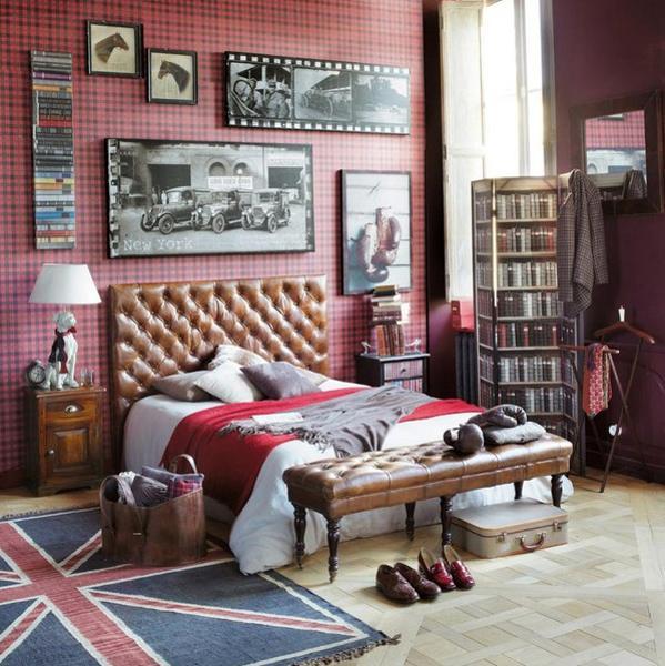 Modern Interior Decorating With British Symbols 30 Patriotic Decoration Ideas