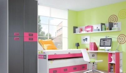 Dormitorios juveniles de merkamueble - Dormitorios juveniles para ninas ...