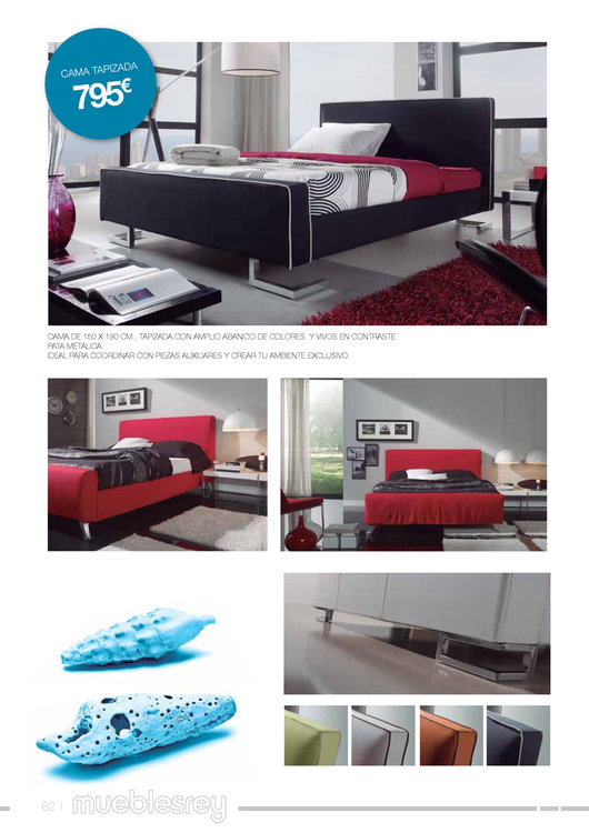 Cat logo muebles rey 2014 - Muebles rey salones ...