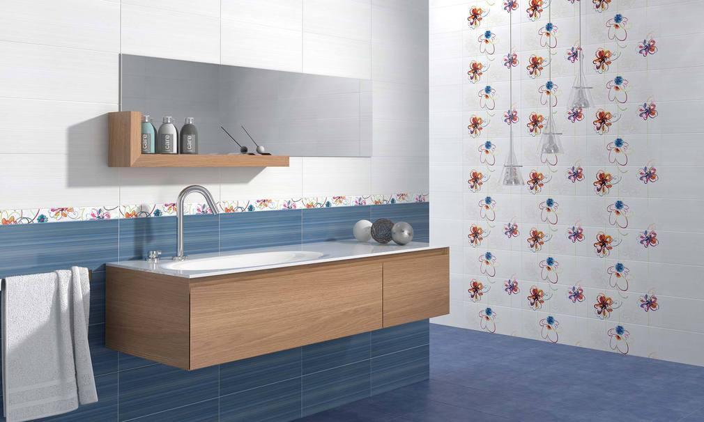 Baño Azulejos Colores:Azulejos de colores para el cuarto de baño