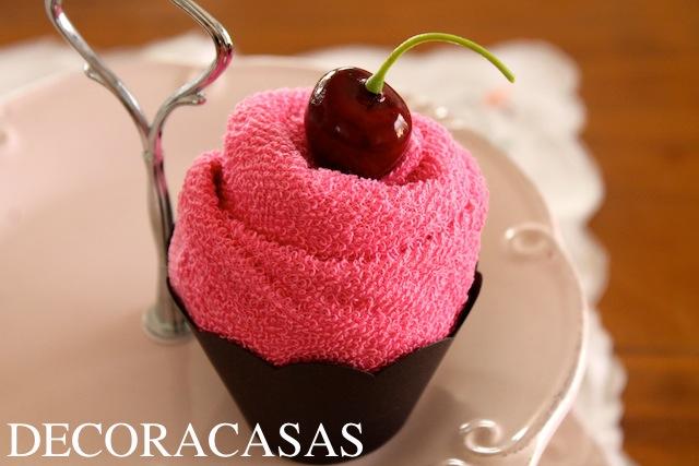 cupcake de toalha2