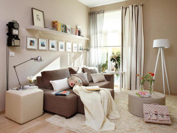 Tips para decorar un salón pequeño