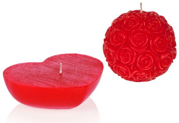 Compras para San Valentín