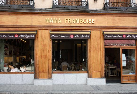 Mama Framboise
