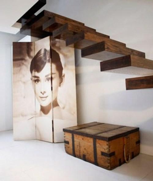 uno de los espacios ms usados de la casa suelen ser las escaleras internas que llevan a otros pisos pero ahora y si bien estos espacios son de mucha