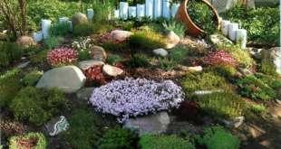 Tips Para Decorar Tu Jardin Estilo Rustico