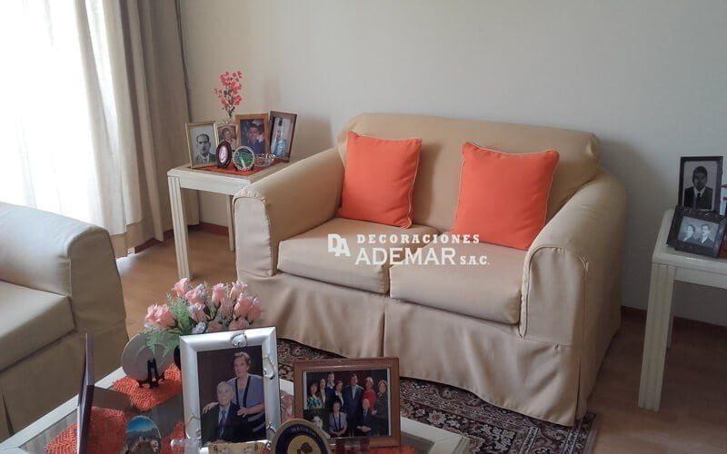 Forro para muebles funda para muebles forro de sillas for Fabricantes sillas peru