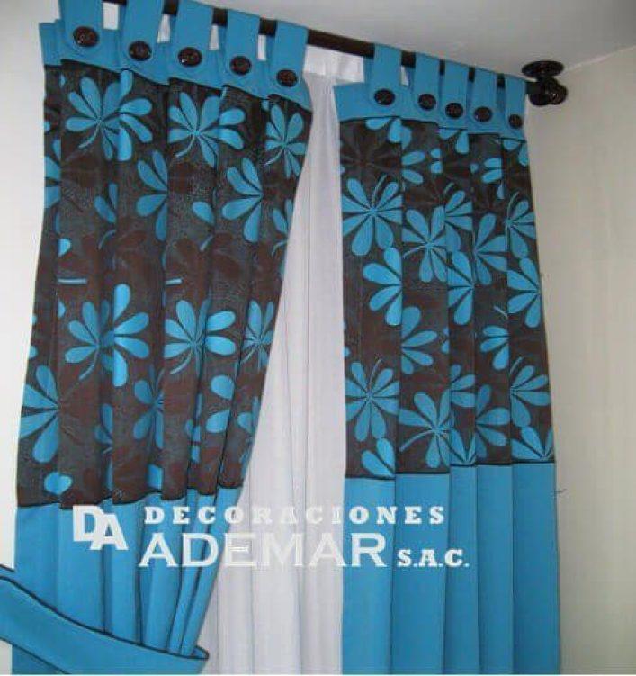 cortina turqueza16