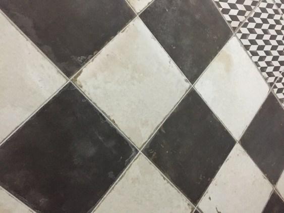 azulejo envejecido