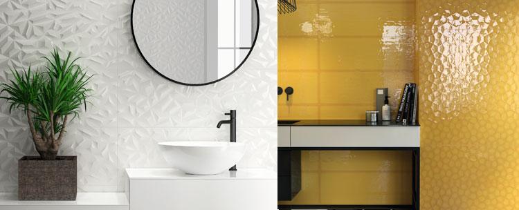 tendencias azulejos y baños 2019