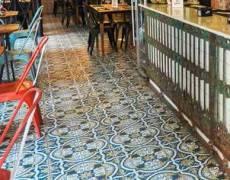 azulejo vintage Francisco segarra peronda la guindilla