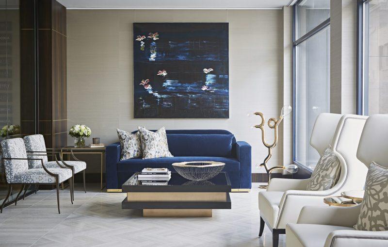 London interior design firms for Top interior design firms london