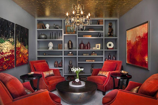 red color design trends