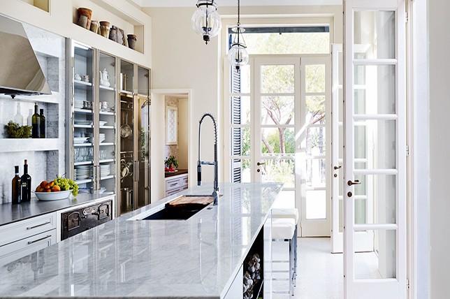 çağdaş vs modern iç tasarım mutfak