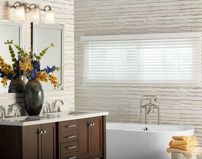 classic wood blinds