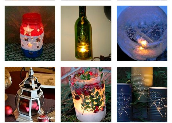 DIY Lantern Ideas on Hometalk