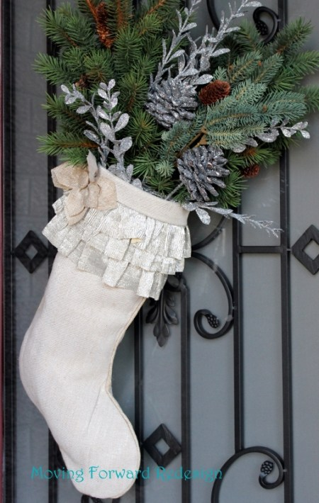 Christmas Door Stocking