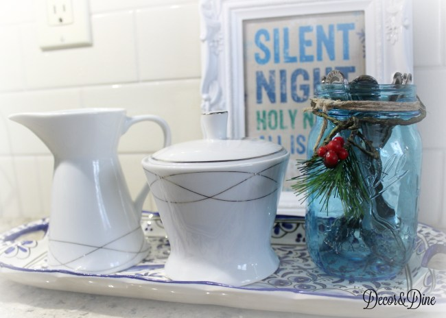kitchen holiday decor