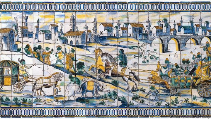 National Azulejo Museum.Lisbon