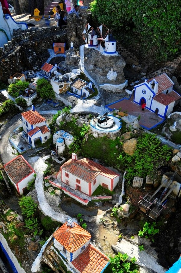 miniature village.3