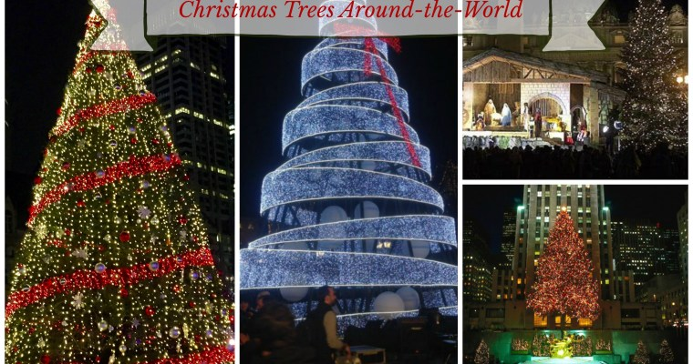 Christmas Trees Around-the-World