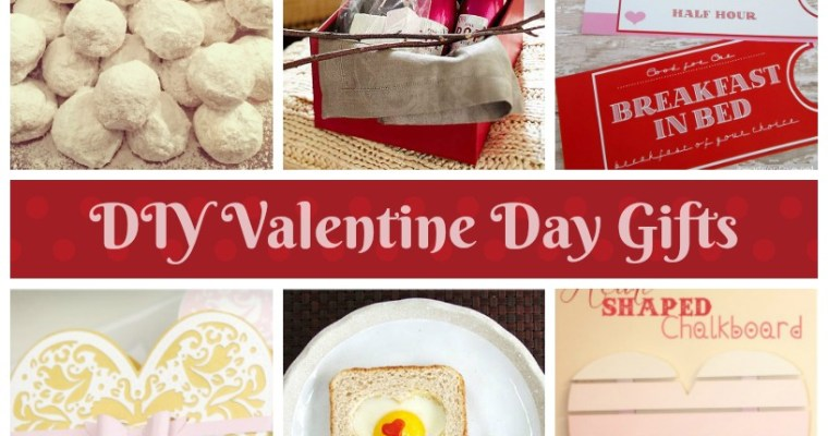 DIY Valentine Day Gifts