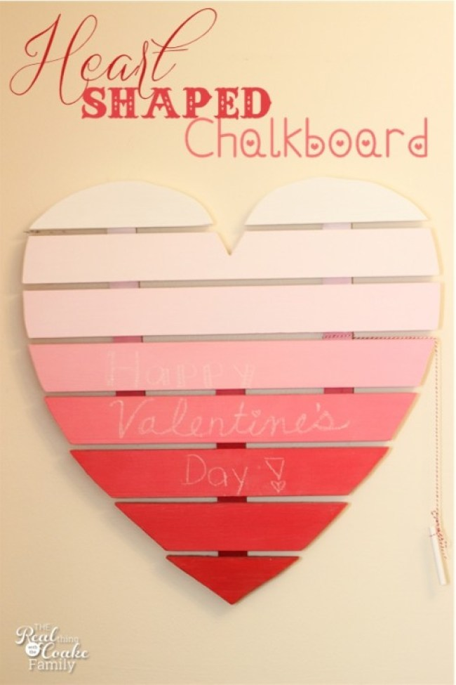 DIY Valentine Day Gift Idea