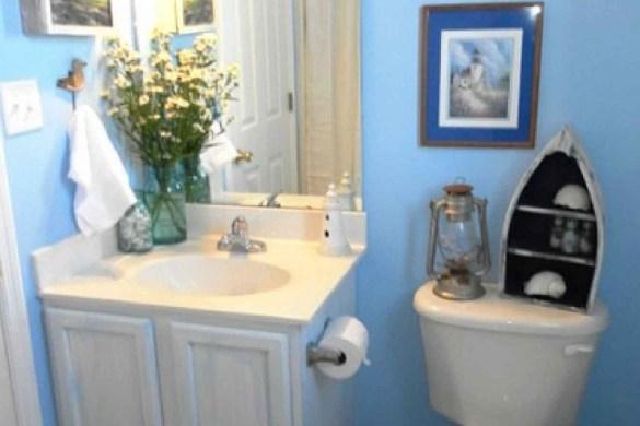 Decoração de banheiros pequenos – Como fazer