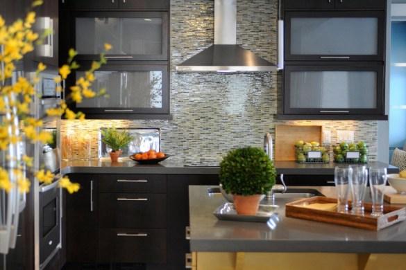 Decoração de cozinha com adesivos – Como Fazer