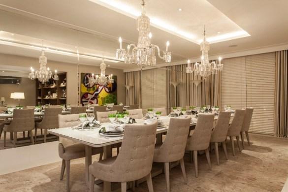 Decoração de sala de jantar Como fazer